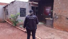 Policia Civil fecha ponto de distribuição de drogas em Caarapó