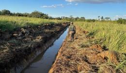 Polícia Militar Ambiental multa empresa em 20 mil