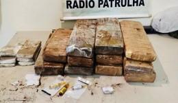 Polícia Militar desarticula esquema de tráfico que planejava levar 600 quilos de maconha para o RS