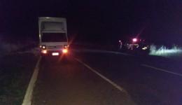 Policiais civis recuperam caminhão e motocicleta furtada em Itaquiraí