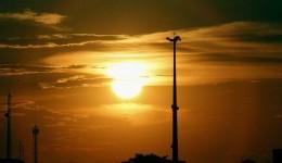 Sexta-feira com predomínio de sol e baixa umidade do ar em MS