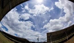 Sol predomina e temperaturas seguem em elevação em todo Estado