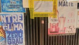 Vigilância Sanitária e Guarda Municipal interditam conveniência por vender bebida alcoólica