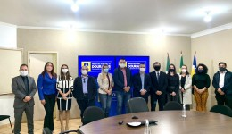 OAB de Dourados é atendida e advocacia será vacinado contra COVID 19