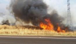 Com tempo muito seco, Defesa Civil alerta para focos de incêndio