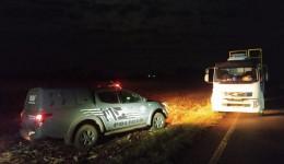 Caminhão que seguia para Dourados com mais de seis toneladas de maconha foi apreendido pelo DOF durante Operação