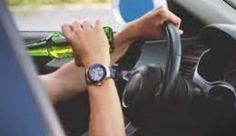 Em 6 meses 54 condutores foram flagrados dirigindo embriagados pela GMD