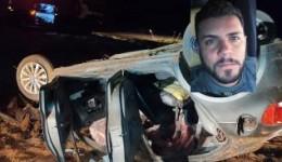 Homem morre ao se envolver em acidente na MS-134