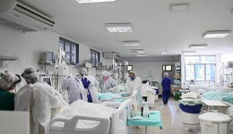 Hospital da Vida redireciona 20 leitos de UTI por 15 dias