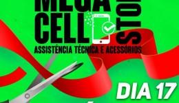 Chega em Dourados Mega Cell Celular