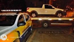 Motorista embriagado abastece carro e sai sem pagar