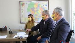 Soraya Thronicke alinha com prefeito de Dourados destinação de R$ 14,3 milhões em recursos