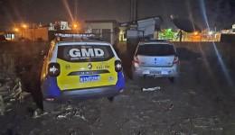 31 veículos são recuperados pela GMD com ocorrência de roubo ou furto