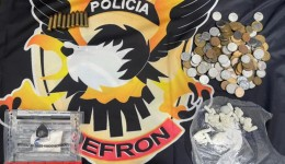 Após homem morrer de overdose, casal é preso pela Defron acusado de tráfico de drogas em Dourados