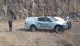 Corpo de menina de 11 anos é encontrado na pedreira