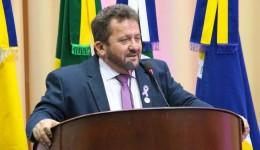 Laudir solicita melhorias para atender moradores do Jardim Água Boa
