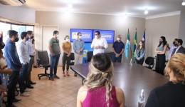 Novo Conselho Municipal da Juventude toma posse