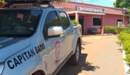 Polícia Paraguaia prende foragido de penitenciária brasileira
