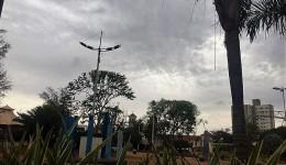 Quinta-feira com pancadas de chuva e alívio nas temperaturas em grande parte do Estado