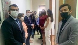 OAB de Dourados entrega reforma da nova sala da Advocacia no Fórum