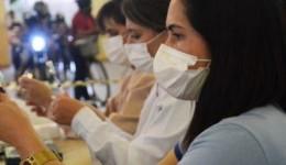 Vacinação continua nas unidades e no CCI André Chamorro