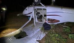 Avião é abatido, nele eram transportados 7 milhões em cocaína