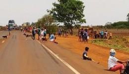 Povos indígenas voltam a bloquear rodovias em protesto ao Marco Temporal