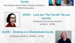"""Prefeitura realiza """"I Semana Municipal da Pessoa Surda: Cultura e Diversidade"""""""