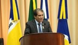 Edson Souza afirma em sua primeira sessão como vereador,