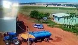 Fazendeiro de 57 anos é alvo de bandidos