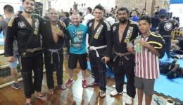 Atletas de dourados chegam vitoriosos do GP solidário em Campo Grande. Representarão Dourados e o MS no Rio de Janeiro.