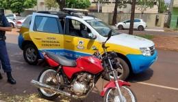 Com bloqueio judicial e 5mil em multas, GMD apreende veículo