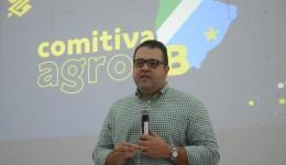 Comitiva Agro BB conta com a participação de Alan Guedes