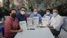 Consórcio Sul-Fronteira foi assinado hoje por Dourados, Ponta Porã e mais 4 municípios