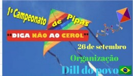 Relembrando a infancia, 1° campeonato de Pipa acontece em Dourados