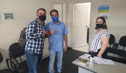 Edson Souza solicita operação 'tapa buracos' para os bairros Jardim Santa Maria e o Canaã I