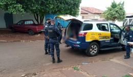 GMD prende foragido da justiça