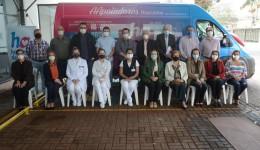 Hospital de Amor recebe doação de Van em Dourados