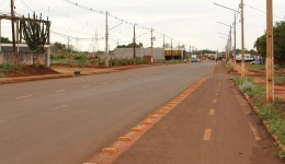 Para evitar acidentes de trânsito, Laudir solicita sinalização para Linha do Potrerito