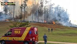 Polícia civil e Cenipa investigam acidente aéreo em Piracicaba