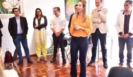 Rachel Magrini recebe apoio da pré-candidatura de Rio Brilhante