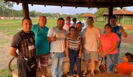 Fabio Luis se reúne com cidadãos venezuelanos para discutir políticas públicas aos imigrantes