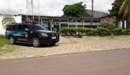Polícia Civil prende em Maracaju, quatro suspeitos de roubo de veículo ocorrido em Paranaíba