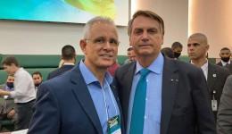 Sergio Nogueira vai ao Simpósio de Cidadania Cristã com a participação do Presidente Bolsonaro